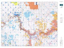 Montana Land Ownership Maps by Mt Big Horn Sheep Gmu 680 E Map Mytopo