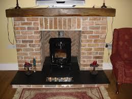 nice classic brick fireplace ideas with nice rustic color u2013 howiezine