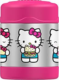 amazon thermos funtainer 12 ounce bottle kitty color