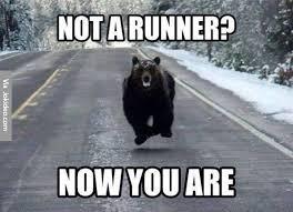 Runner Meme - not a runner meme