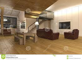 modern kitchen and living room design open plan design idea