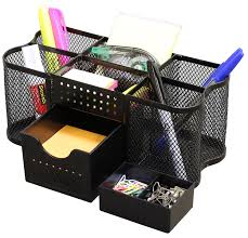 Pink Desk Organizers And Accessories by Office Modern Desk Organizer For Office Table Or Workspace Black