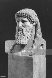a view of ancient greek statues of greek pictures getty images