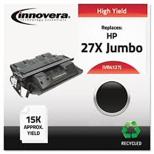 J Toner remanufactured c4127x j 27xj high yield toner by innovera
