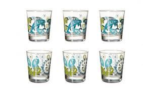bicchieri design come scegliere i bicchieri colorati