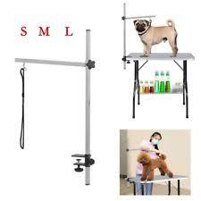 dog hair cutting table adjustable dog grooming tables ebay