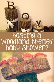 Baby Shower Centerpieces Boy by Best 20 Woodland Baby Showers Ideas On Pinterest U2014no Signup