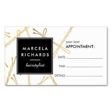 Standard Business Card Format Best 25 Hairstylist Business Cards Ideas On Pinterest Makeup