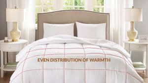 Home Classics Reversible Down Alternative Comforter Copper Infused Micro Fiber Down Alternative Comforter Youtube