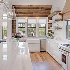 contemporary farmhouse style 50 best modern farmhouse kitchens with an unusual layout