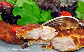 my carolina kitchen barefoot contessa u0027s parmesan chicken topped