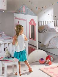 paravent chambre ado cloison paravent maisonnette thème elixir blanc imprime vertbaudet