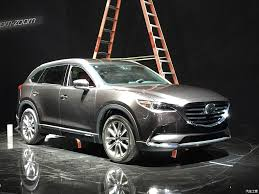 mazda suv range 2016 mazda cx 9 leaked ahead of los angeles auto show
