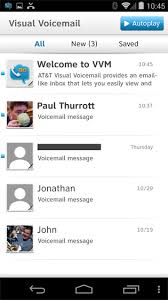 visual voicemail for android android for the windows visual voicemail it pro
