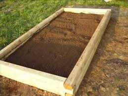 How To Install A Raised Garden Bed - how to build a raised garden bed youtube