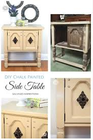 Diy Painted Furniture 121 Best Homemade Chalk Painted Furniture Images On Pinterest