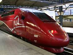 Thalys Comfort 1 Trains From Bruges Train Times Fares Online Tickets