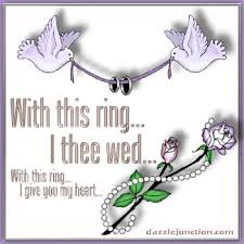 with this ring i thee wed with this ring i thee wed mindyourbiz us