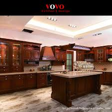 online shop pre assembled kitchen cabinets cherry color