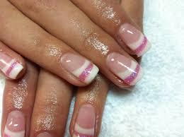 glitter nail designs gel nails karen u0027s nails cute nails