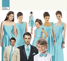 aquamarine wedding how to use aquamarine for your wedding party