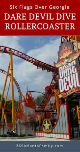 6 Flags Over Ga Rides An Honest Review Of Six Flags Dare Devil Dive