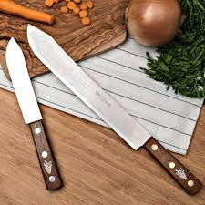 Knives Kitchen Vintage Marin Style Kitchen Knives By Sabitier Garrett Wade