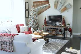 christmas decor for the home christmas home tour 2015 phase 1 what rose knows