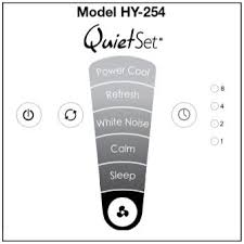 honeywell quietset whole room tower fan the honeywell hy 254 quietset whole room tower fan white
