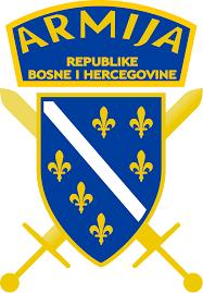 Flag Of Bosnia Army Of The Republic Of Bosnia And Herzegovina Wikipedia