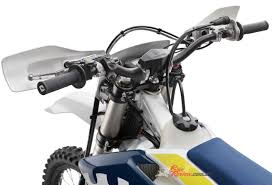 husqvarna motocross bikes quick spin 2017 husqvarna fe 450 bike review
