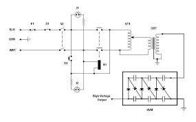 build a variable high voltage power supply 7 steps with pictures