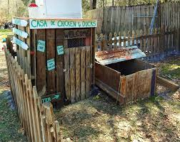 Rabbit Hutch From Pallets 5 Kids 6 Months Thriftiness Diy Recycled Pallet Creations
