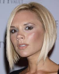 page bob hairstyle blonde hair pictures victoria beckham hair photos of her most