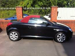 opel tigra sport 2008 vauxhall tigra convertible car review youtube