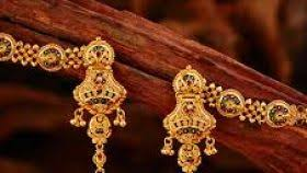 gold earrings for marriage earrings jhumka designs in gold for marriage earrings jewelry