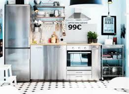 cuisine ikea inox cuisine ikea inox simple inspiration esprit loft metod 4768583