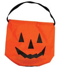 trick or treat bags trick or treat pumpkin bag accessories makeup