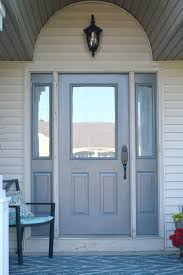 adding curb appeal how to paint shutters and front door u2022 our