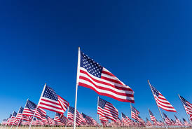 Big American Flags A Big Thank You To Our Veterans Home Care Plus