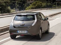 nissan leaf charge time nissan leaf 30 kwh 2016 pictures information u0026 specs