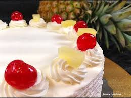 pineapple cake recipe homemade pineapple cake video recipe by