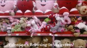 valentines day stuffed animals s stuffed animals in walgreens