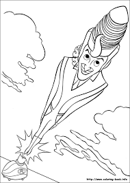 meet robinsons coloring picture disney coloring pages