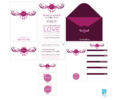 magnificent wedding invitations design theruntime com