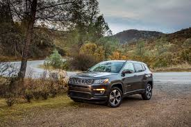 2017 jeep compass latitude first drive review will it be a