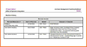 Contract Management Spreadsheet by 5 Contract Tracking Spreadsheet Excel Spreadsheets