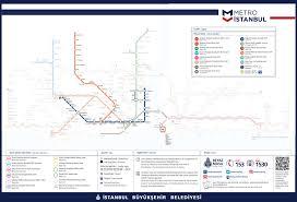 Short Hills Mall Map Istanbul Metro Map U0026 Tram Map Pdf Files 2018 Istanbul Clues