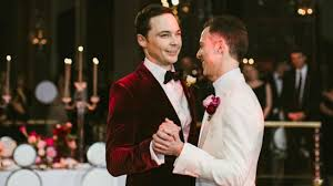 jim parsons new york jim parsons shares new pics from wedding to todd spiewak see