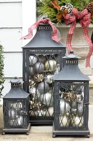Christmas Outdoor Lanterns Decorations best 25 christmas lanterns ideas on pinterest outdoor xmas